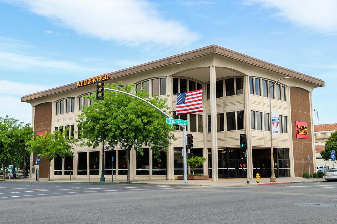 Wells Fargo Bank | Downtown Stockton Alliance