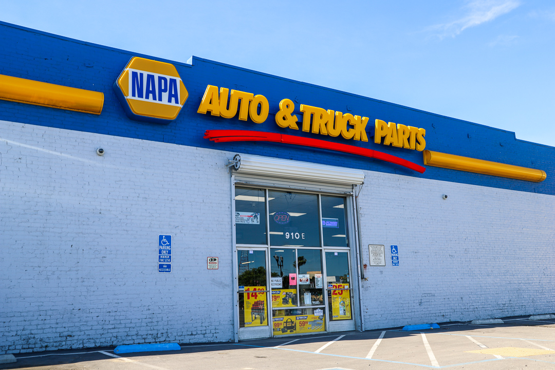 Napa Auto Parts | Downtown Stockton Alliance Napa Relay Wire Harness on