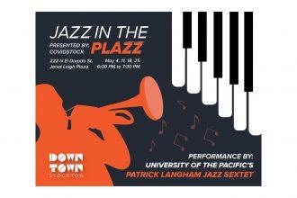 Jazz In The Plazz