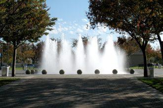 Weber Point Fountain Water Fun